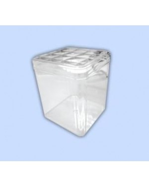 24PCS 2704 SQ TALL PS CONTAINER