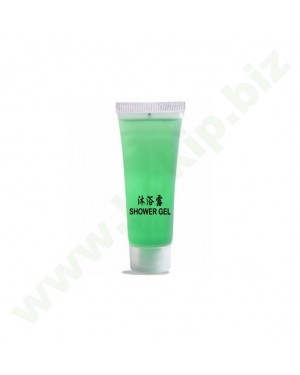 1000PCS 20ML SOFT TUBE SHOWER GEL