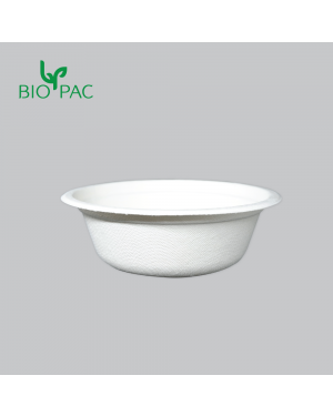 "50'S 5"" 350ML BIODEGRADABLE BOWL"
