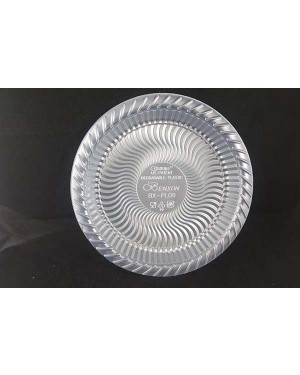 """50'S 9"""" PP PLATE"""