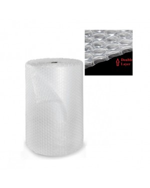 DOUBLE LAYER AIR BUBBLE ROLL 10MM x 1M x 100METER
