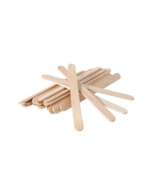 50'S 114X10MM WOODEN ICE CREAM STICK