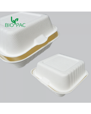 50'S BIODEGRADABLE BURGER BOX
