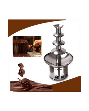 60CM 4TIER COMMERCIAL CHOCOLATE FOUNTAIN