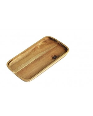 """5""""X12"""" RECT. WOODEN SERVING TRAY"""