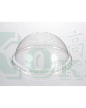 100'S C5BH CLEAR CUP DOME LID