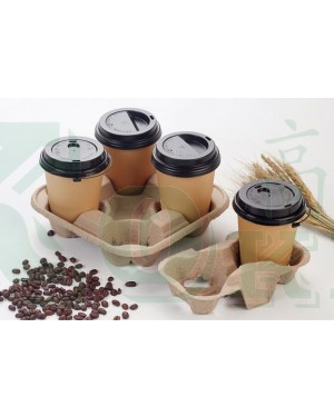 300PCS 4COM. CUP HOLDER TRAY