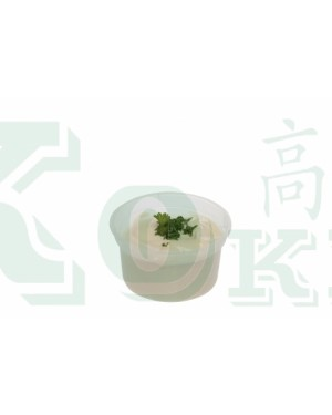 100'S ROUND CONTAINER RC4 W/LID